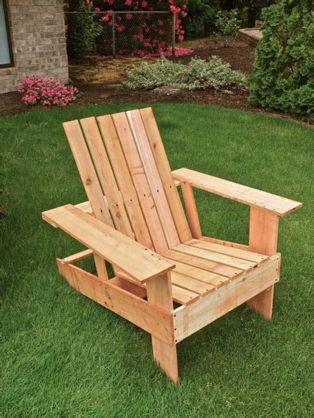 diy adirondack chair plans ideas  relaxing