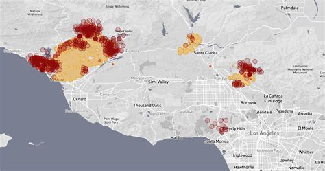 map of fires in california southern california map fires my