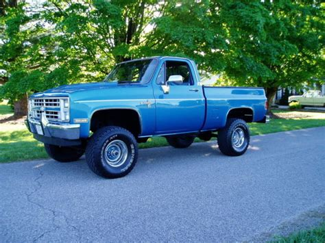 teppiche 300 x 350 1986 chevrolet 4x4 350 300 hp gm crate engine show