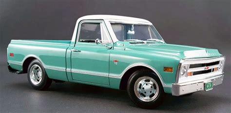 gulf racing truck acme custom 1968 c 10 chevrolet truck gulf racing