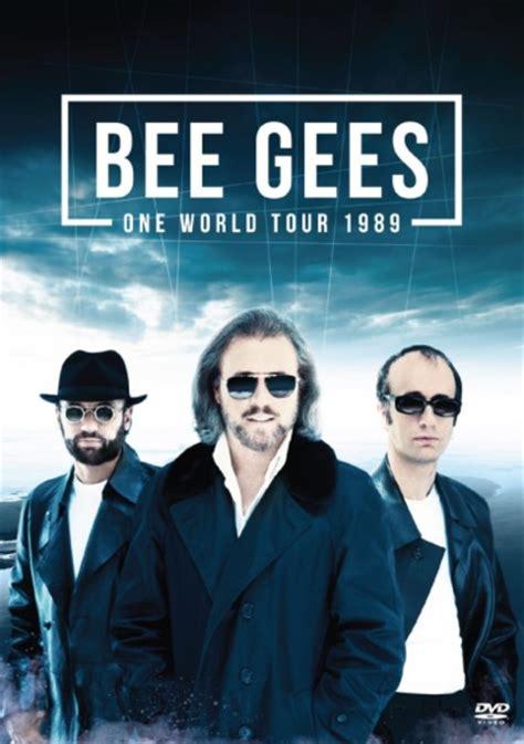 bee gees massachusetts 1989 bee gees one world tour 1989 dvd raru