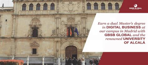 Mba Colleges In Barcelona by Gbsb Global Business School International Business School
