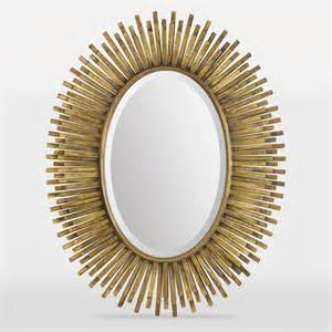 renwil mt1391 sparta oval decorative wall mirror atg stores
