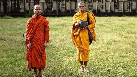 What Lies Beneath The Robes Are Buddhist Monasteries Suitable Places For Children Adele What Is The Significance Of The Colour Red In Buddhism