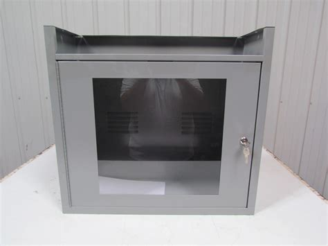 Secure Countertop To Cabinet by Edsal Cs06625a Gy Lcd Counter Top Security Computer