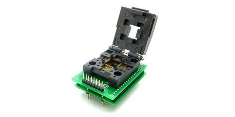 Socket Dc Adaptor Cewek Diskon jual programming test ic test socket adapter tqfp44 qfp44