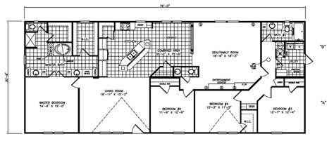mi casa floor plan mi casa homes the luxor manufactured home floorplans