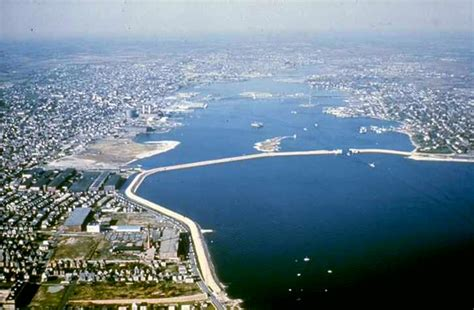 new bedford hurricane protection barrier