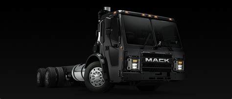 r l mack truck mack lr series garbage trucks mack trucks
