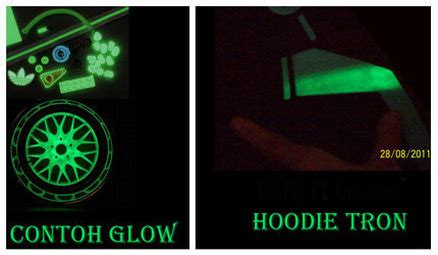 Baju Adidas Glow In The hoodie legacy glow in the home