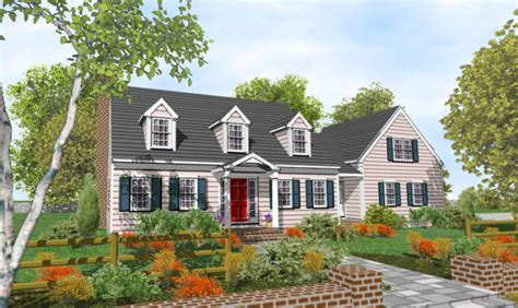 12 unique cape cod house plans with attached garage home
