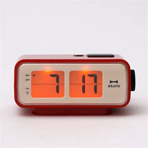 Digital Alarm Clock retro digital flip desk alarm clock watches