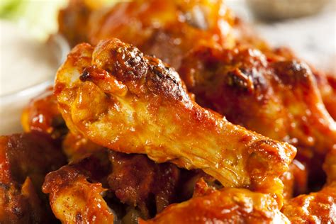 imagenes de hot wings alitas de pollo caramelizadas recet 237 n