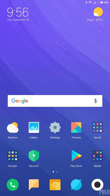 themes mix download mi mix 2 stock theme for all miui devices themefoxx