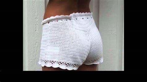 Crochet Shorts easy crochet shorts tutorial