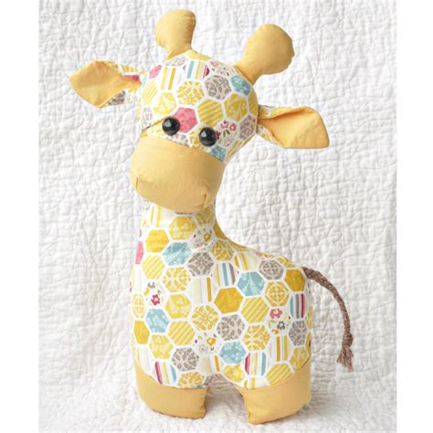 free printable sewing patterns giraffe felt sewing gerald the giraffe sewing pattern stuffed friends