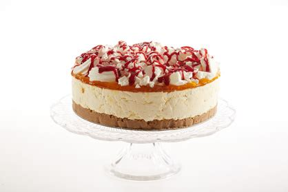 The Handmade Cheesecake Company - raspberry pavlova handmade cheesecake company