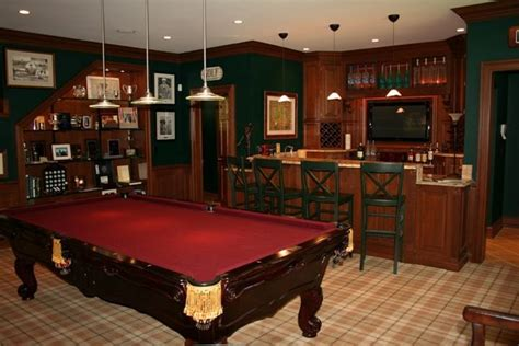 cave pub table pub themed room on s day retreat to a