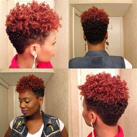 tapered afro women fine hair short hairstyles for natural hair natural fantastic