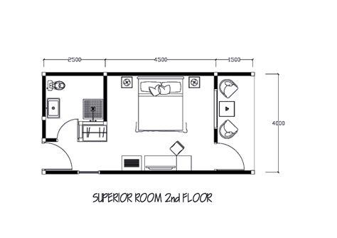 hotel room layout dimensions amadea resort villas superior room