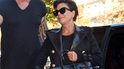 kris jenner tattoo kris jenner s covered bodyguard is the