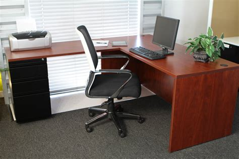 office desk used used office desk furniture whitevan