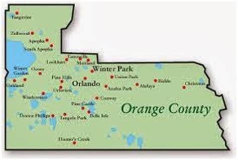 map orange county florida redirecting