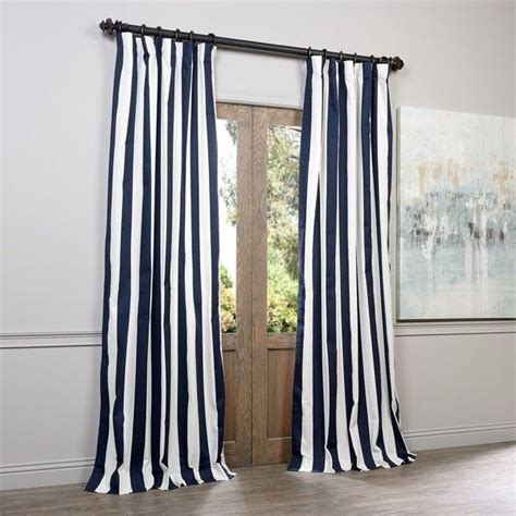 navy striped curtain panels the 25 best blue striped curtains ideas on pinterest
