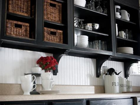 Black Kitchen Cabinet Ideas Painted Kitchen Cabinet Ideas Kitchen Ideas Design With Cabinets Islands Backsplashes Hgtv