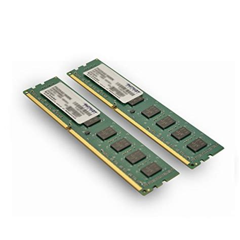 Memory 4gb Ddr3 Pc 12800 patriot signature ddr3 8 gb 2 x 4 gb cl11 pc3 12800 1600mhz 240 pin ddr3 desktop memory kit