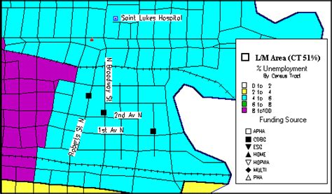 fargo housing authority fargo consolidated plan for 1995 executive summary