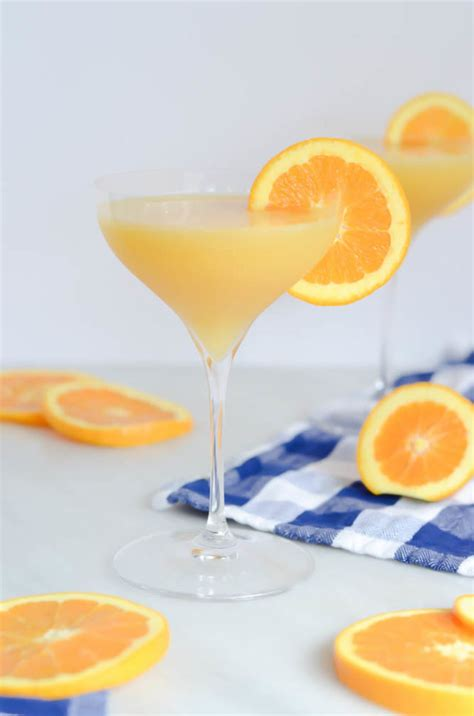 orange martini recipe orange creamsicle martini recipe