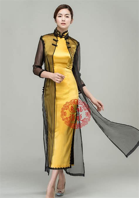 Modern Fashion Cheongsam Black best 25 cheongsam modern ideas on qipao