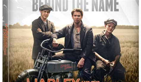 Harley Davidson Documentary Biography Channel | harley and the davidsons home release date revealed