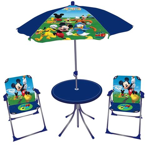 mickey mouse table set mickey mouse patio set mickey mouse garden table