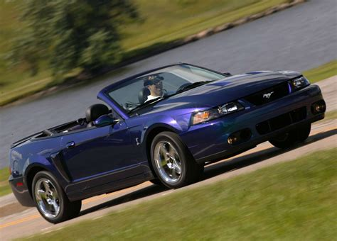 2004 mustang cobra svt 2004 ford mustang svt cobra convertible hd pictures