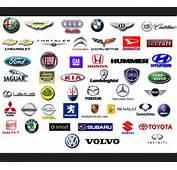 Auto Simboli Marche Con Una Varieta Di Logo Del Marchio