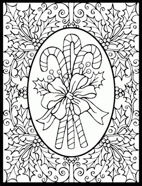 free christmas coloring pages for adults coloring home