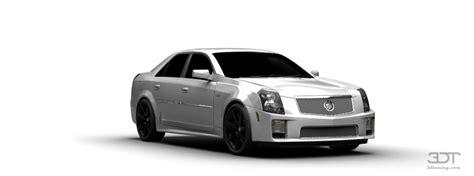 2004 Cadillac Cts Parts by Tuning Cadillac Cts V Sedan 2004 Accessories And