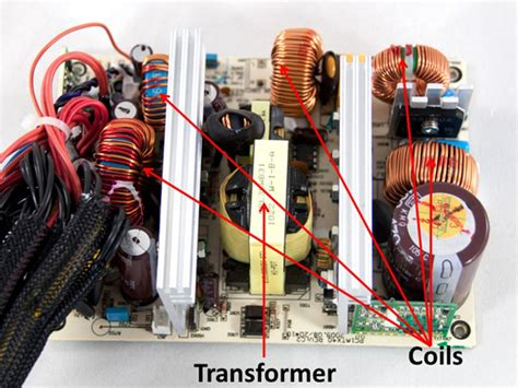 atx power supply inductor psu 101 inductors and transformers