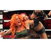 Stolen Kiss During WWE Divas Showcases Disrespect To Women