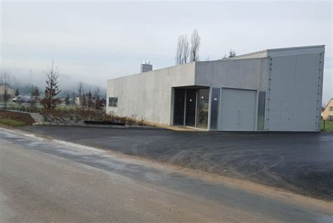 Stockage Bois De Chauffage 1030 construction d une chaufferie bois et r 201 alisation d un