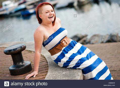 who is the woman wearing 16 in the viagra commercial a happy laughing jolly 15 16 year old teenage girl wearing