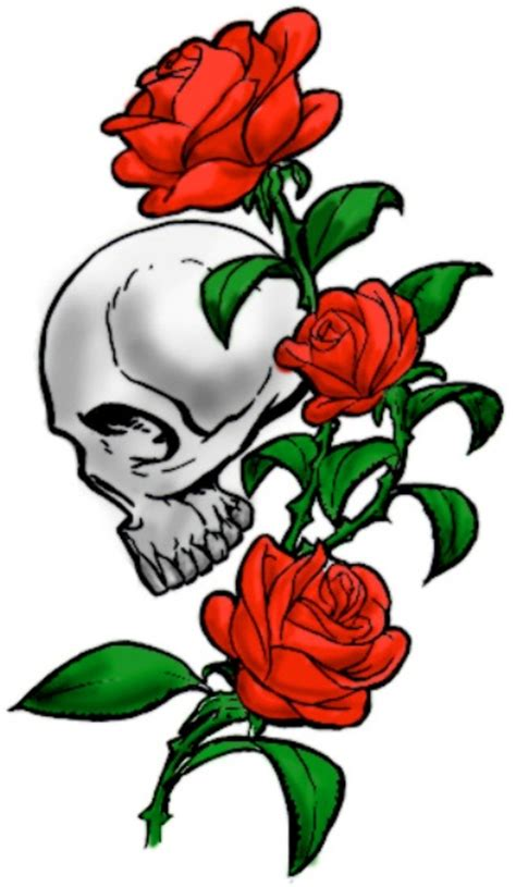 design tattoo rose clipart best