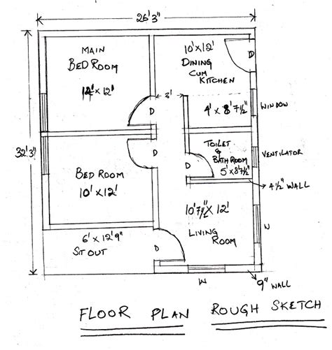 autocad floor plans drawing simple house plan autocad home design and style