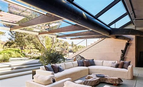 Lorraine Letendre Interior Design by Homes Director Michael Bay S Stunning La Crib
