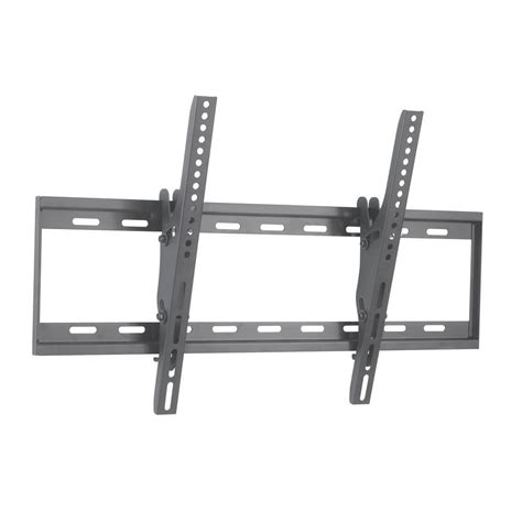 ce tech tilting flat panel tv wall mount for tvs 26 in