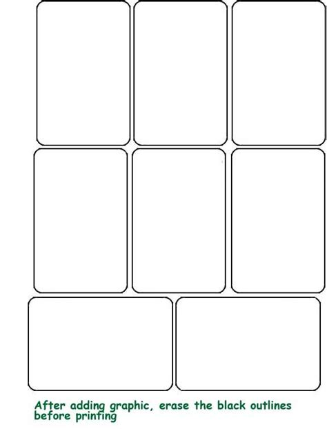cards template printable best 25 blank cards ideas on kindness