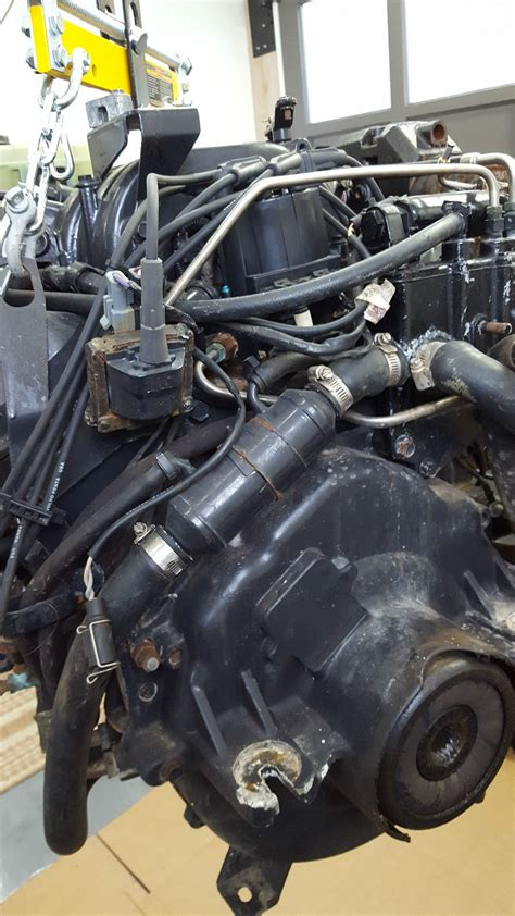 7 4 gi volvo penta engine volvo penta 7 4 gi 1999 for sale for 6 000 boats from
