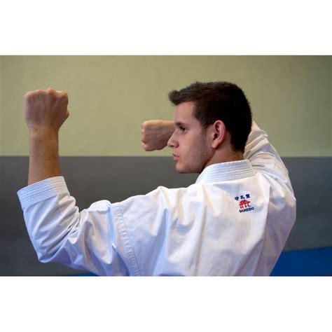 Shureido New Wave 3 For Kata Karate Gi Size 45 karate gi shureido new wave 3 wkf kata